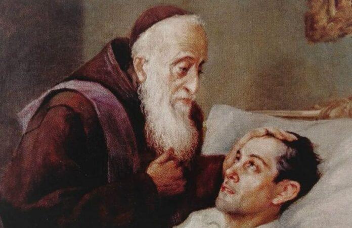 Novena a San Leopoldo Mandic per tutti gli ammalati. Oggi, 25 luglio 2021, è il 5° giorno di preghiera