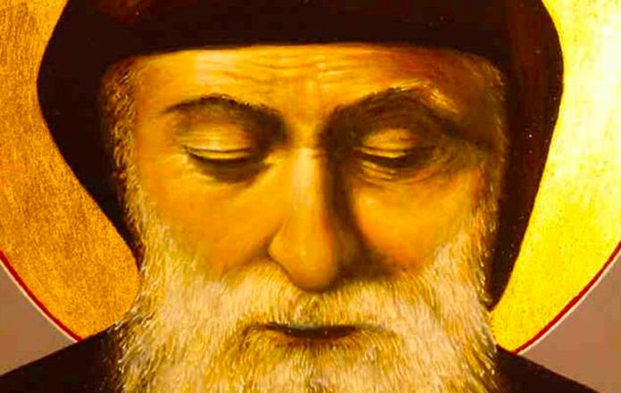 Preghiera a San Charbel