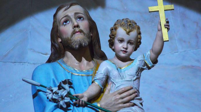 Preghiera di consacrazione per i devoti a san Giuseppe