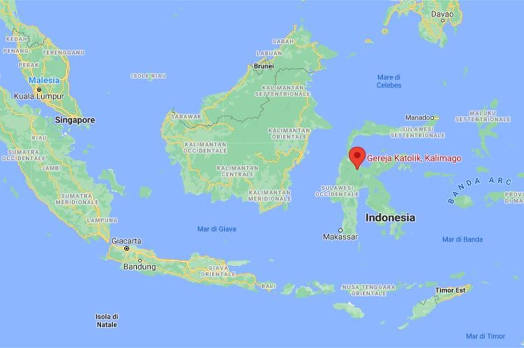 Indonesia: uccisi brutalmente 4 cristiani