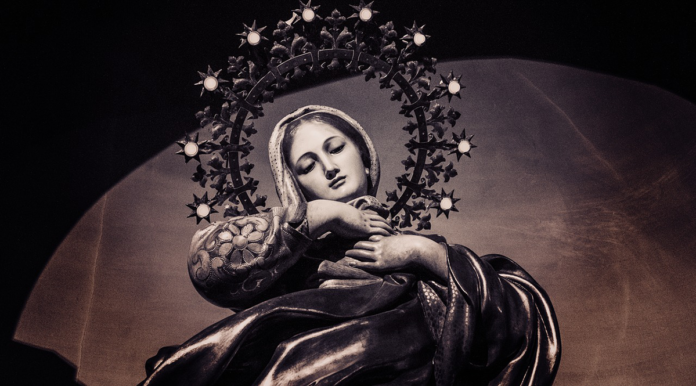 Preghiera alla Madonna del Bosco