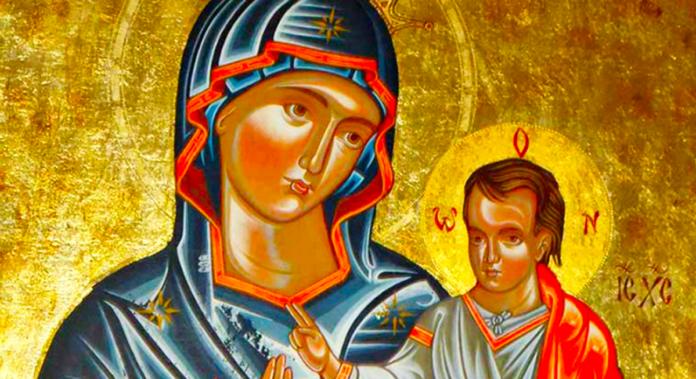Preghiera alla Beata Vergine Maria Consolatrice
