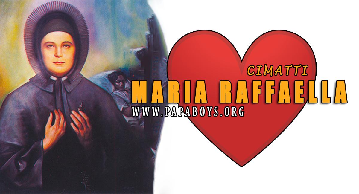 Beata Maria Raffaella Cimatti