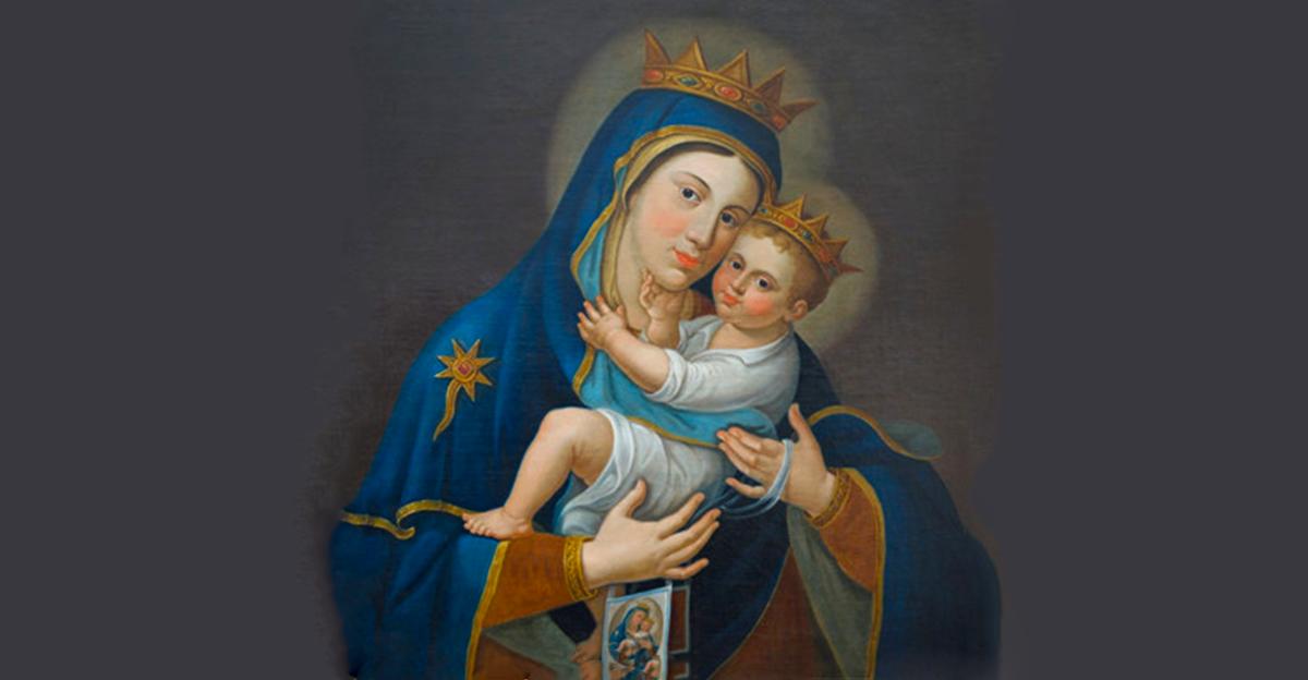 Preghiera molto antica alla Madonna del Carmelo