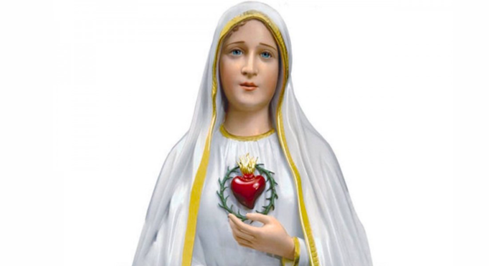 Preghiera al Cuore Immacolato della Vergine Maria