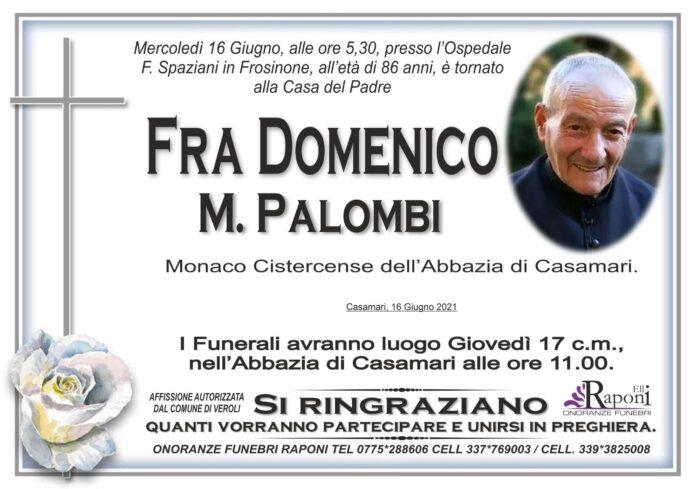 Fra Domenico Maria Palombi