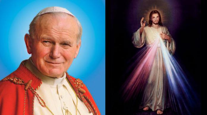 San Giovanni Paolo II: il papa della Misericordia