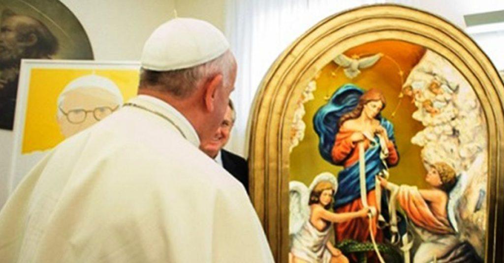 Preghiera a Maria che scioglie i nodi per chiedere aiuto