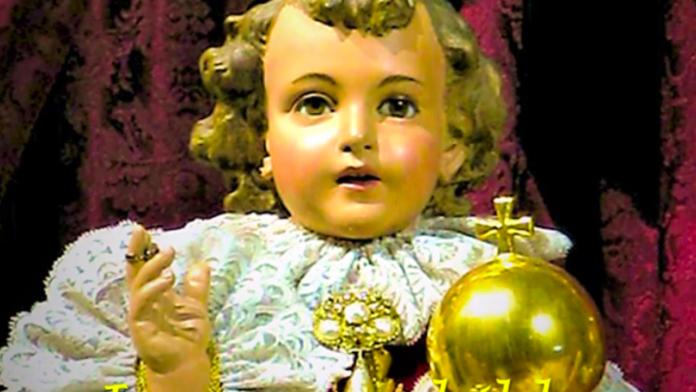 Coroncina di Gesù Bambino