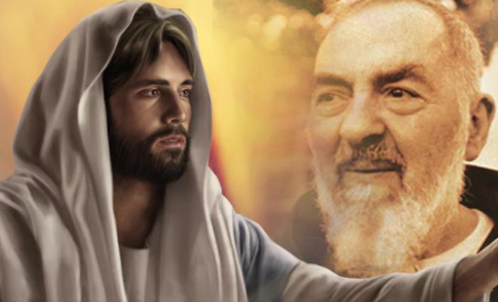 Frasi e supplica a Padre Pio