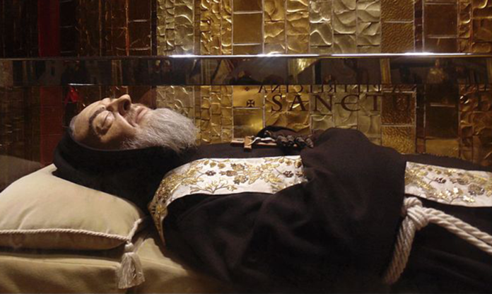 Un nuovo giorno con Padre Pio