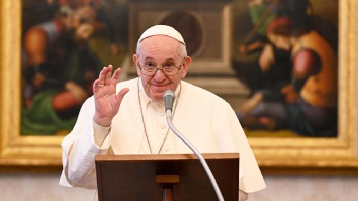 Il Papa ha incontrato i detenuti del carcere di Rebibbia