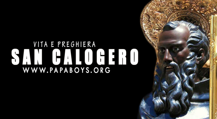 San Calogero, eremita