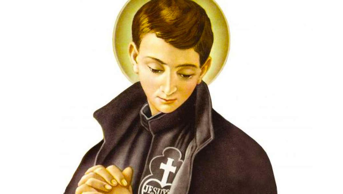 Supplica a San Gabriele dell'Addolorata