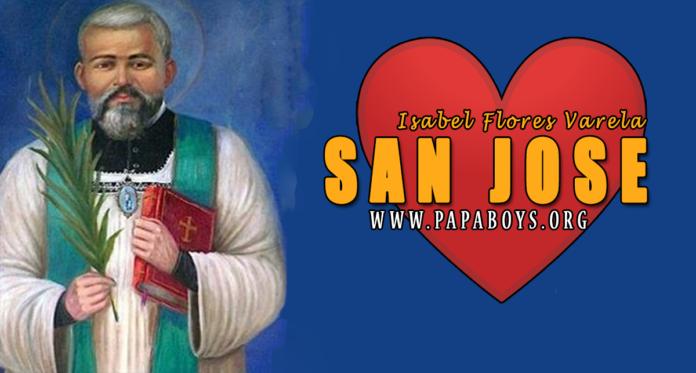 San Giuseppe Isabel Flores Varela