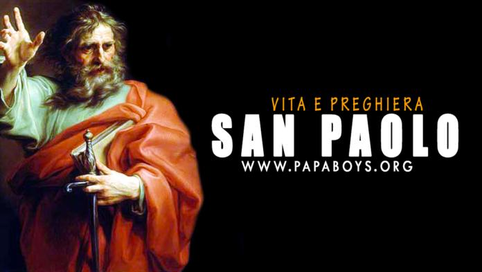 San Paolo: vita e preghiera