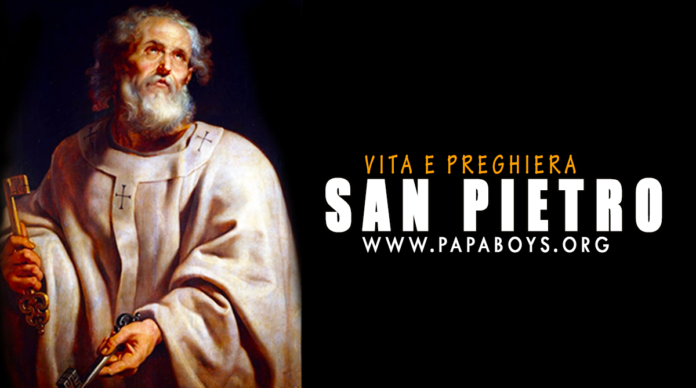 San Pietro: ecco la straordinaria vita del primo papa
