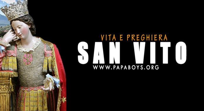 San Vito, Martire: la storia di un grande taumaturgo