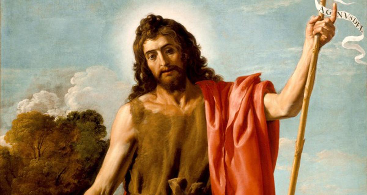 Una bellissima preghiera a San Giovanni Battista