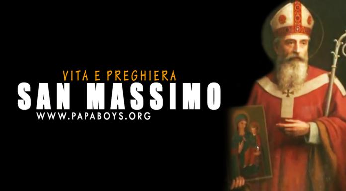 San Massimo di Torino, vescovo: storia e preghiera