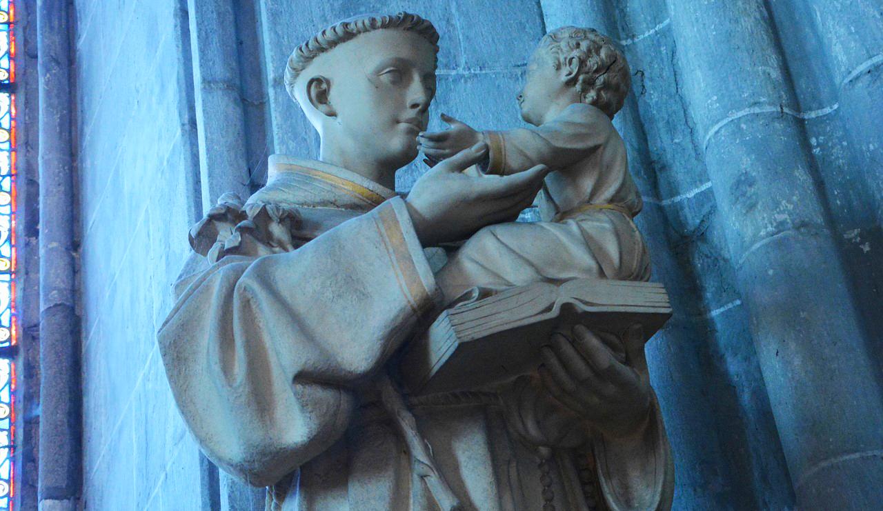 La supplica di Sant'Antonio per sconfiggere il nemico