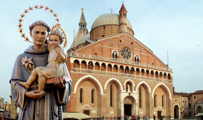 Sant'Antonio di Padova ci guida nel nuovo giorno