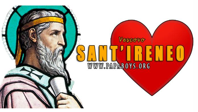 Sant'Ireneo di Lione: ecco la storia del grande vescovo