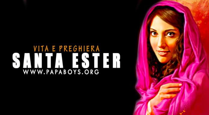 Oggi, 1 Luglio, la Chiesa festeggia Santa Ester