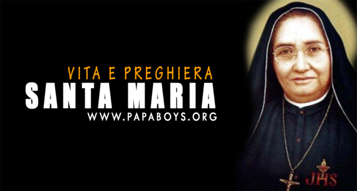 Santa Maria di Guadalupe: vita e preghiera