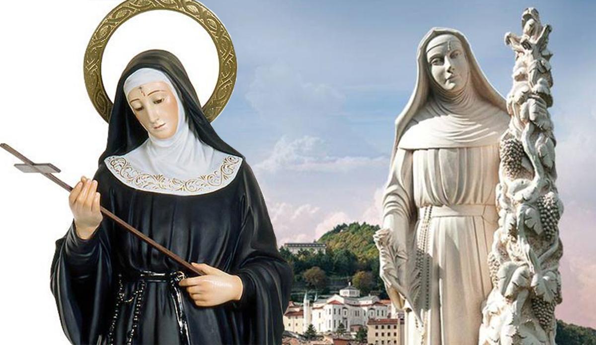 Supplica a Santa Rita da Cascia per chi soffre