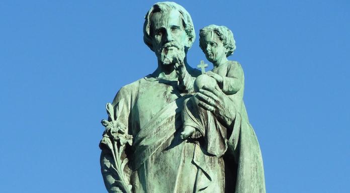 Supplica di affidamento a San Giuseppe
