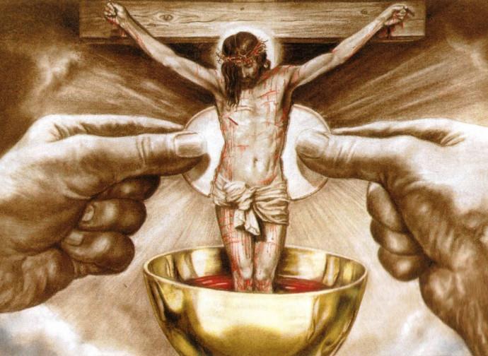Novena al Preziosissimo Sangue di Gesù