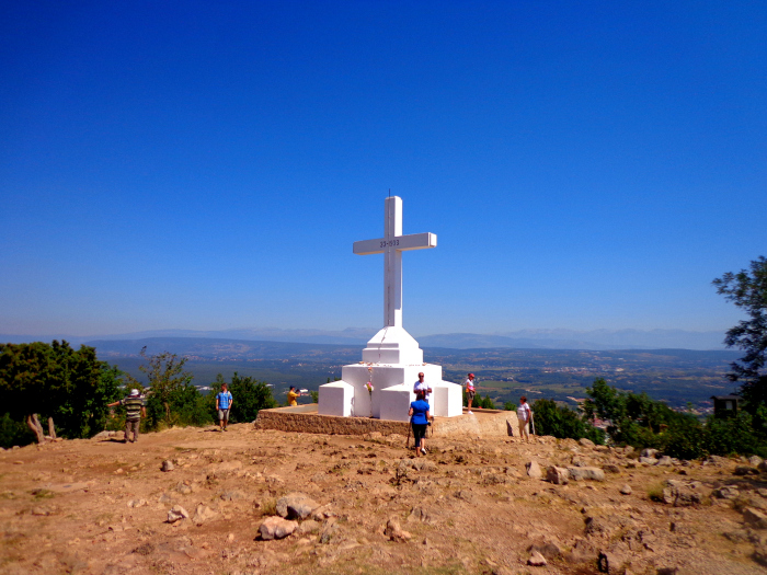 La prima apparizione della Madonna a Medjugorje