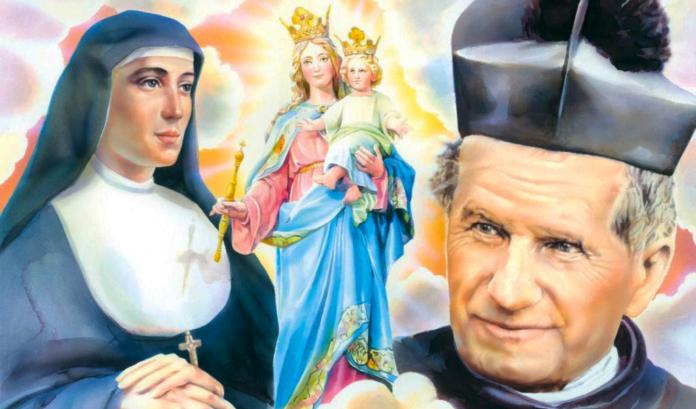 Don Giovanni Bosco ci guida nel nuovo giorno
