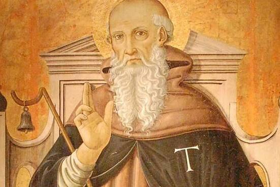 Preghiera a Sant'Antonio Abate