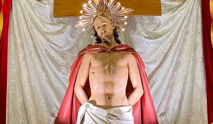 Il Crocifisso miracoloso di Galatone