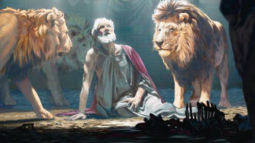 San Daniele, profeta