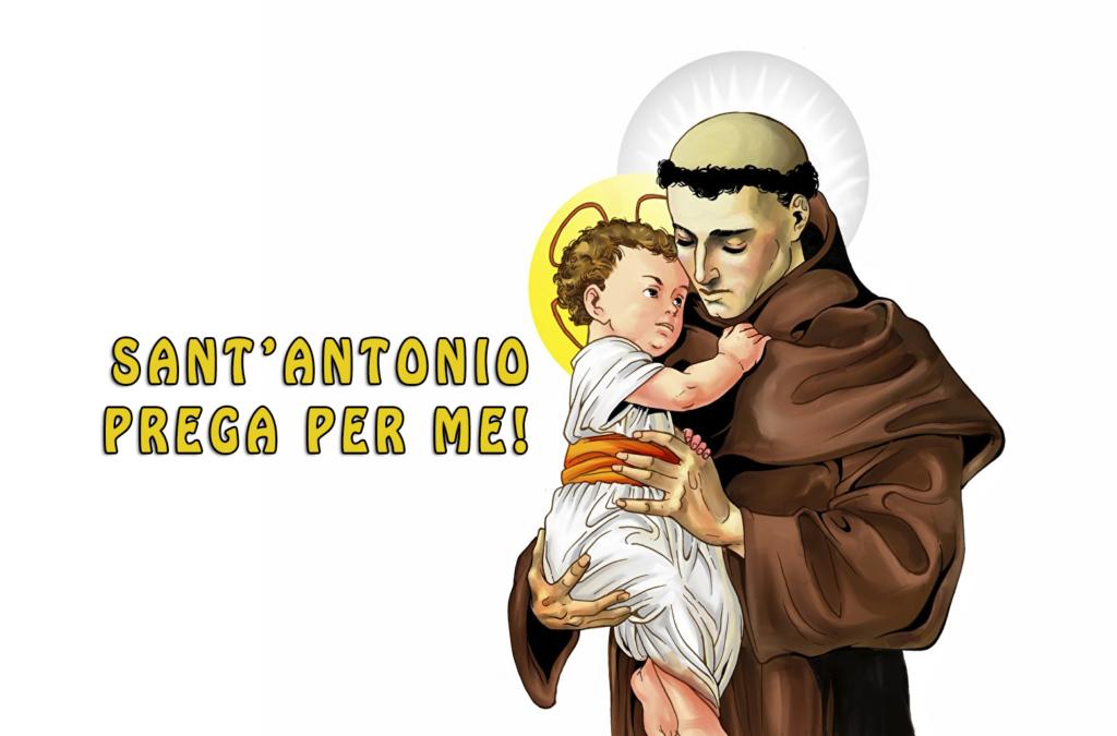 Supplica miracolosa a Sant'Antonio di Padova