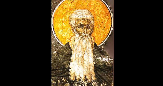 """Sant'Arsenio, """"Padre del Deserto"""": vita e preghiera"""
