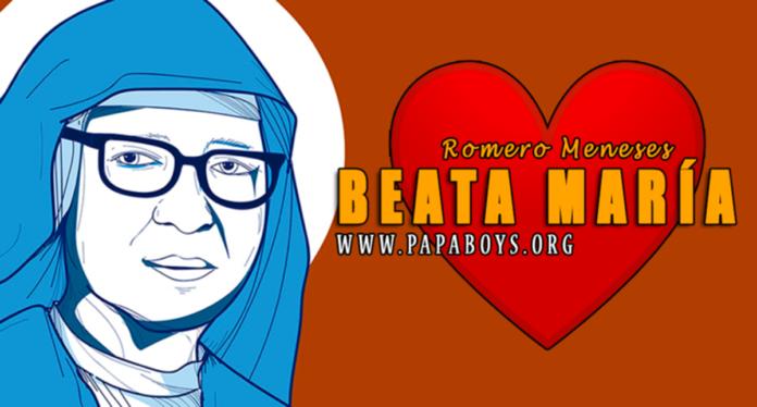 Maria Romero Meneses è stata una religiosa nicaraguense appartenente all'Istituto delle Figlie di Maria Ausiliatrice.