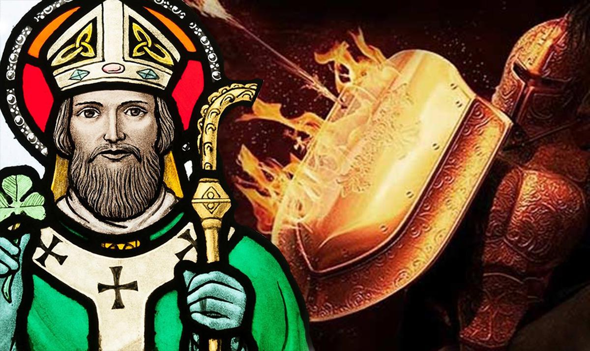 Corazza di San Patrizio: una potente e antica orazione