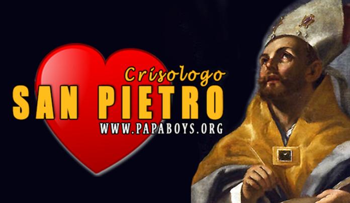 San Pietro Crisologo: vita e preghiera