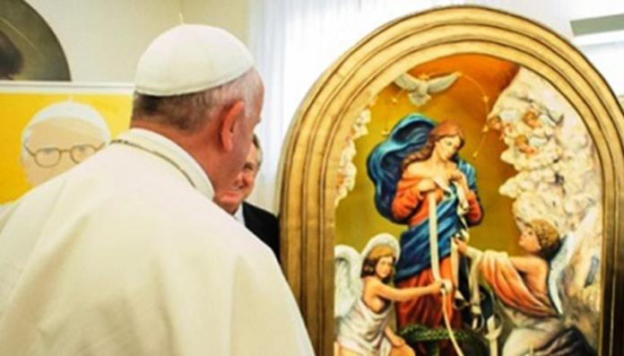 Devozione a Maria che Scioglie i Nodi