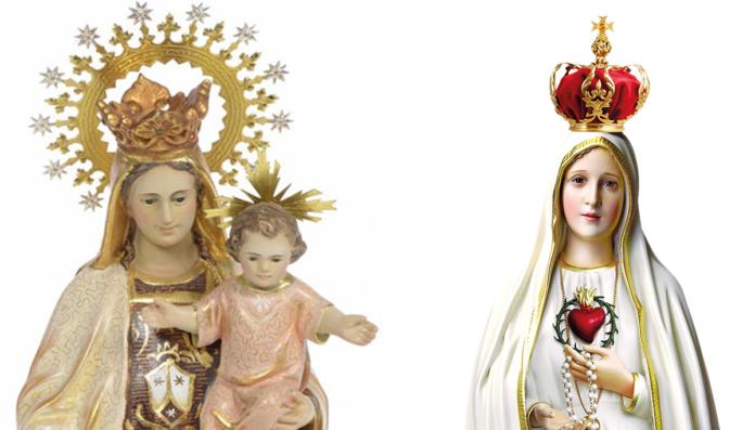 Novena di preghiera alla Madonna del Carmelo