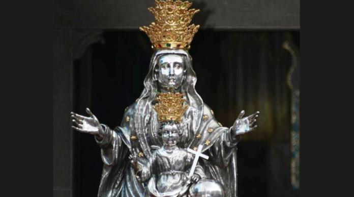 Preghiera alla Madonna della Civita