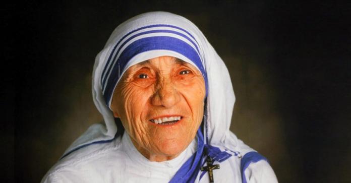 Supplica a Madre Teresa di Calcutta
