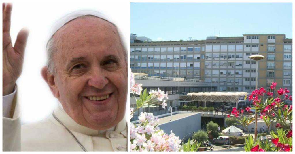 Angelus Papa Francesco ore 12 Gemelli