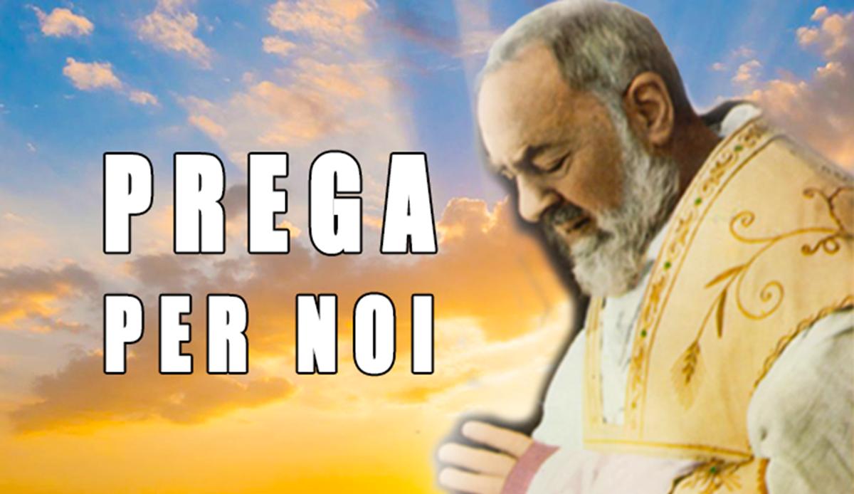 Preghiera all'Angelo Custode in compagnia di Padre Pio