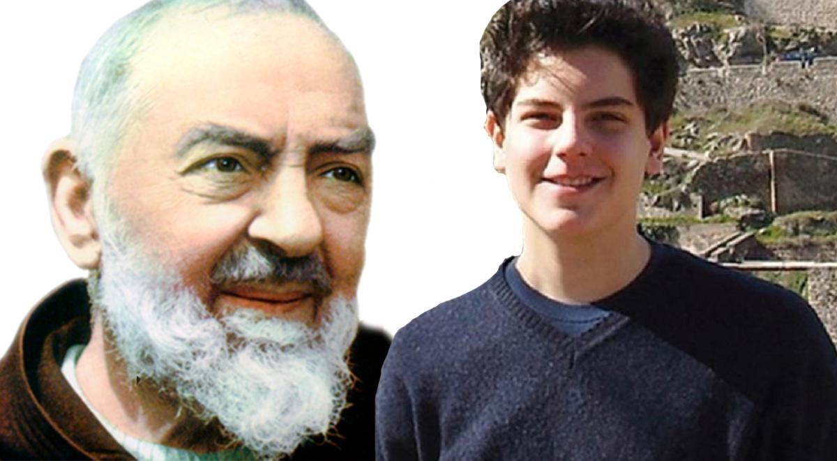 Chiedi grazie e favori celesti a Padre Pio da Pietrelcina