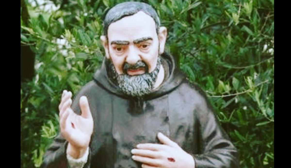 Una nuova giornata in compagnia del caro Padre Pio